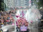 欧洲委员会专船参加荷兰 Gay Pride