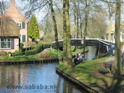 Ogledi po Nizozemski | Giethoorn | Sababa.nl